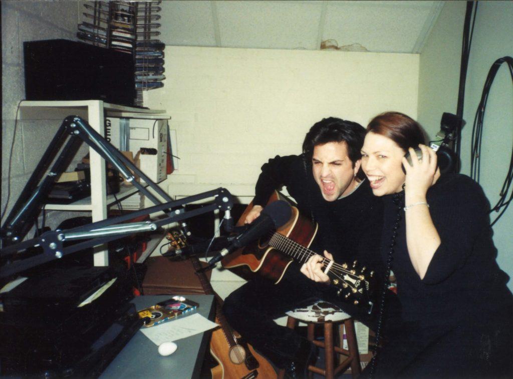 Interview: Girlfriend (1998, est.)