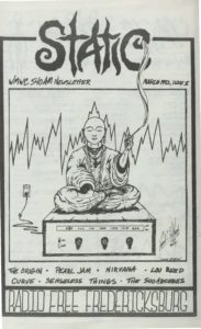 Static: Volume 1, Issue 2 (March 1992)