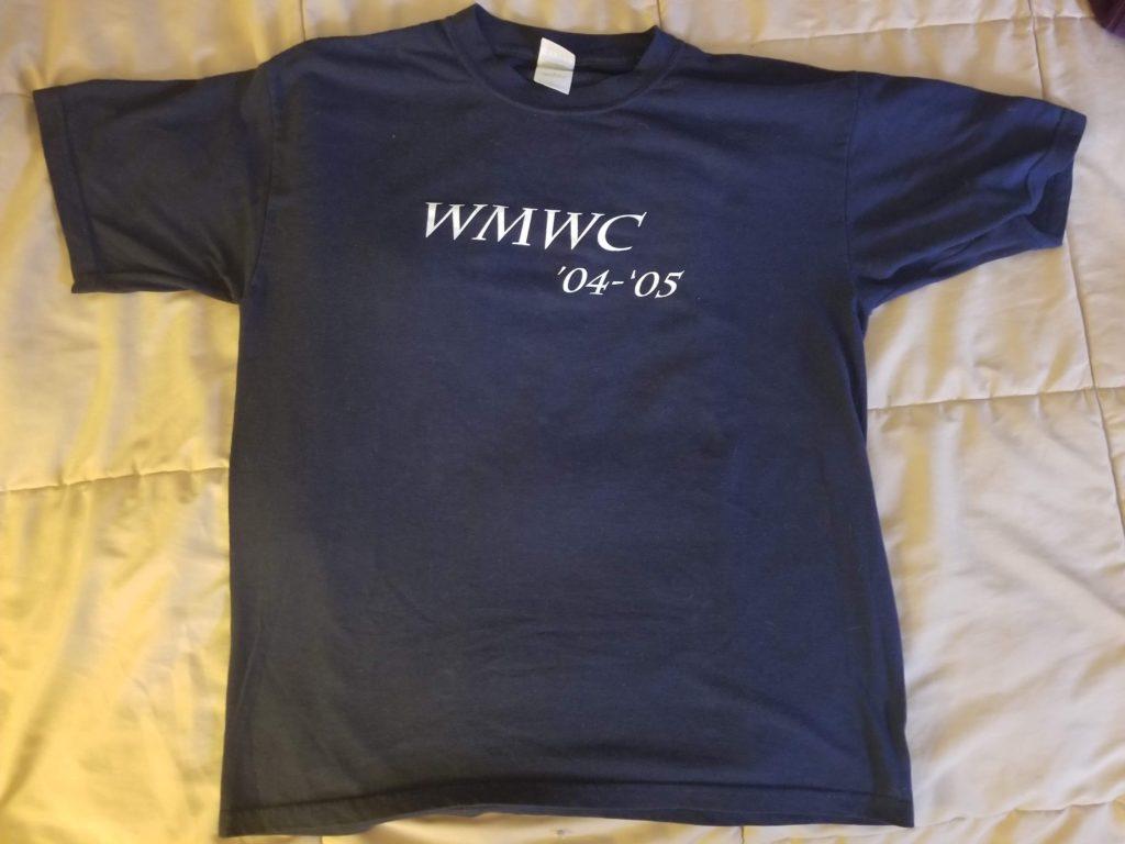 WMWC '04-'05 T-Shirt