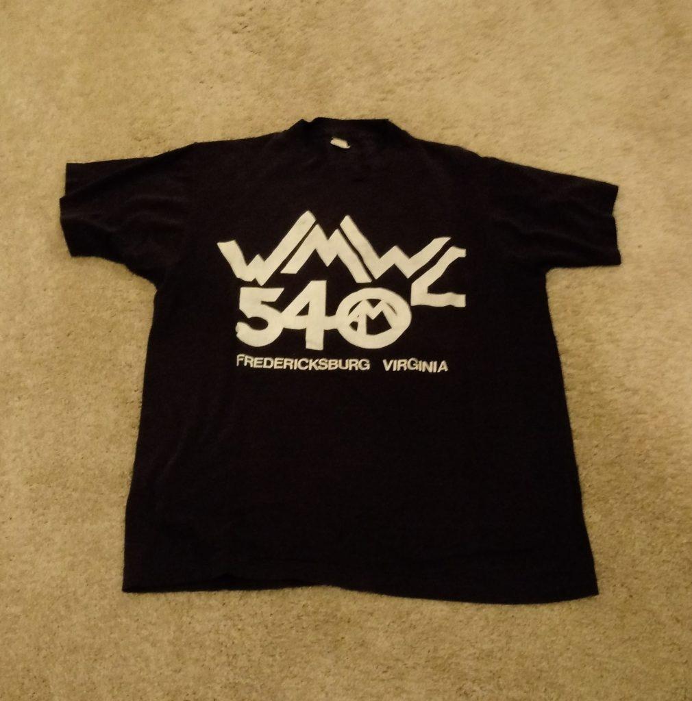 WMWC 540 AM T-Shirt
