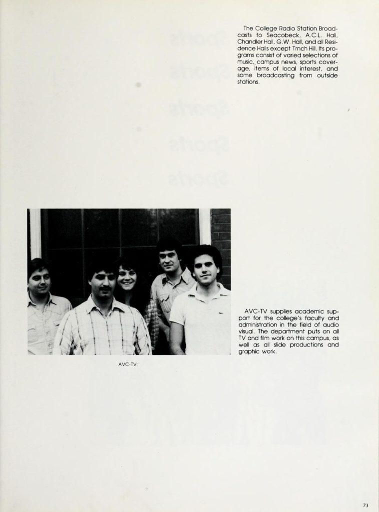 Battlefield, 1982